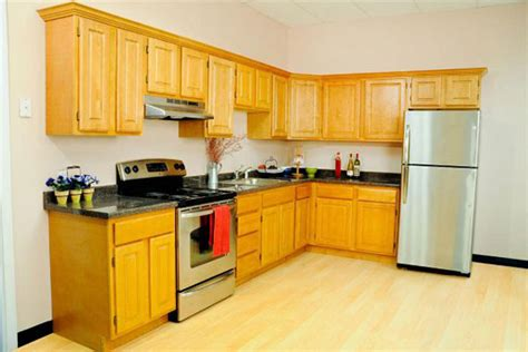 small  shaped kitchen designs image