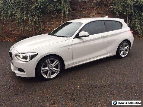 White Bmw For Sale by 2013 Sports Convertible 116 For Sale In United Kingdom