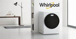 Enter The High Tech Future Of Laundry With Whirlpool