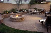 interesting patio design ideas using pavers Interesting Backyard Patio Paver Design Ideas - Patio Design #270