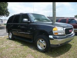 2003 Gmc Yukon - Overview