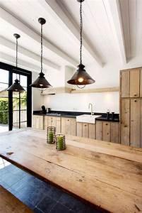 Parkett In Küche : parkett in der k che mehr dazu auf haus pinterest k che wohnen und ~ Markanthonyermac.com Haus und Dekorationen