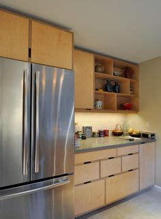plywood kitchen design 1000 images about kerf plywood kitchens on 1562