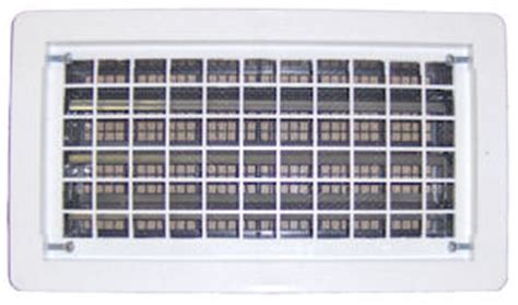 white automatic foundation vent mobile home parts store
