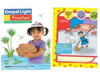 preschool ages 2 3 sunday school gospel light 636 | artboard PS Talk Time Activity Pages