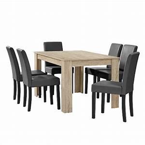 Table Chaise Salle A Manger : table et chaises salle a manger ikea ~ Teatrodelosmanantiales.com Idées de Décoration