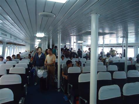 Fast Boat Hong Kong To Macau by World Borders Getting The Hong Kong To Zhuhai Ferry Fast