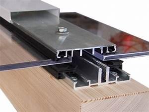 Montageprofil alu gt vsg glas sicherheitsglas verbundglas for Profile für terrassenüberdachung