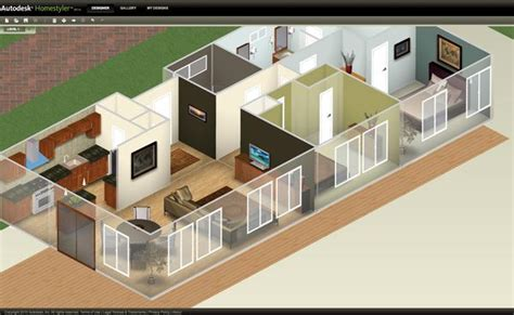 autodesk homestyler puts  ideas   la  home