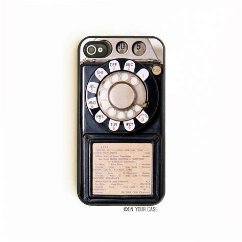iphone 4s cases iphone 4case iphone 4s retro vintage payphone iphone