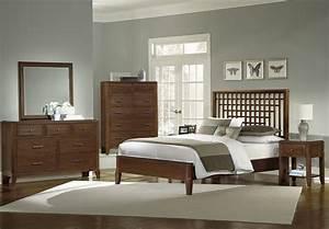 modele chambre a coucher adulte With exemple de couleur de chambre
