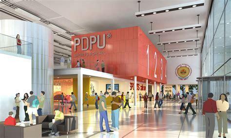 PDPU Sports Centre   HCP