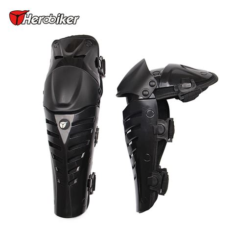 motorcycle riding accessories herobiker motocross off road racing knee protector guard
