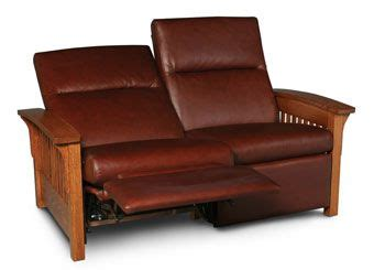 Mission Loveseat Recliner by Mission Style Loveseat For The House Loveseat