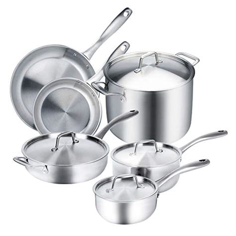 induction cookware sets  buy   kitchensanity