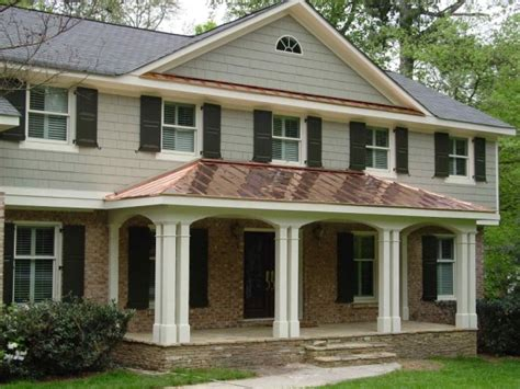 Colonial Front Porch Designs by Colonial Front Porch Designs House Floor Plans