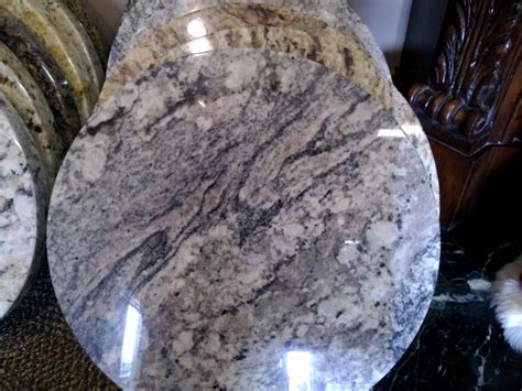 granite lazy susan classic marble made from sink