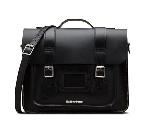 kiev leather satchel accessories dr martens official