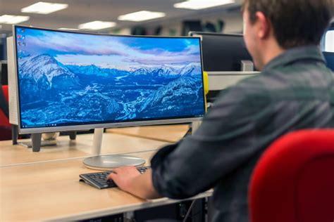 Samsung CF791 ultrawide monitor review