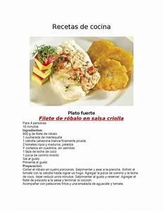 Recetas De Cocina Pdf By Pamela Gonzalez