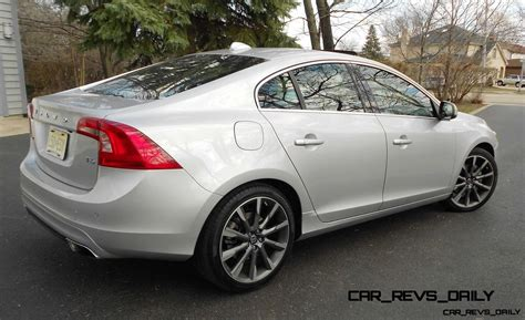 2015 Volvo S60 T6 Review