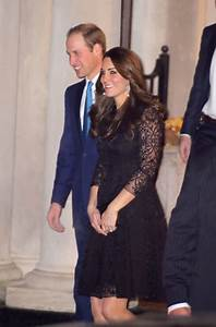 Prince William and Duchess Kate step out for dinner as ...