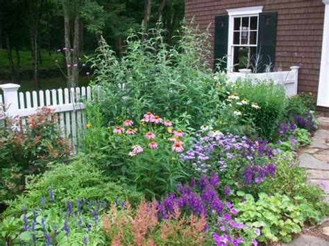 a well planned garden is a beautiful thing new milford