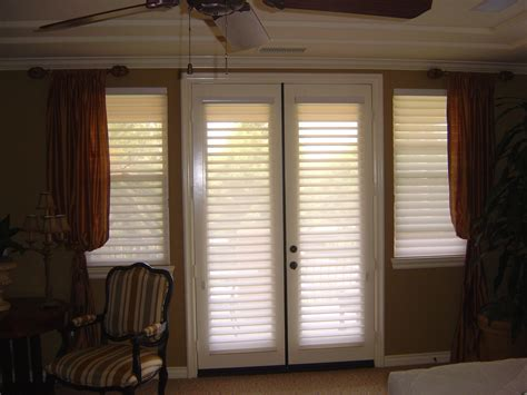 Blinds And Window Treatments by Window Treatment Ideas For Doors 3 Blind Mice
