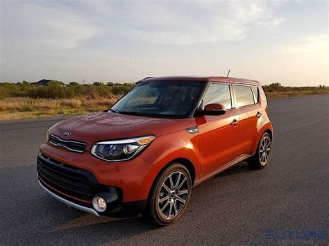 2017 Kia Soul Review Future Motoring