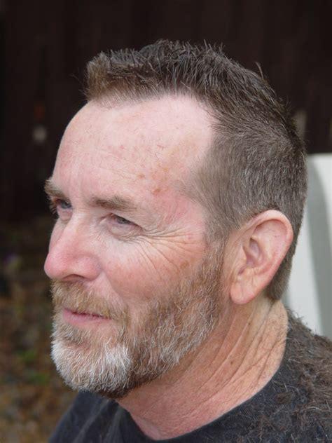men haircut  big forehead   face atoz