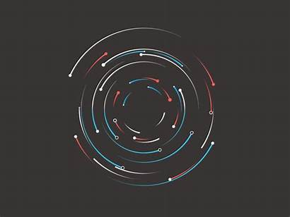 Particles Motion Effects Animation Particle Circles Graphics