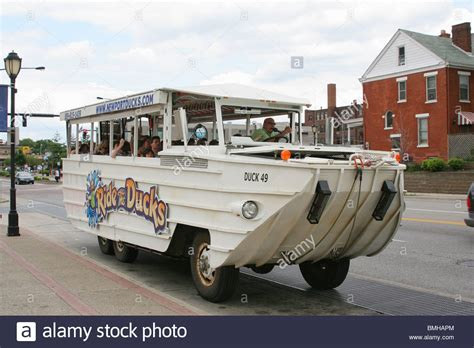 hibious vehicle duck ride the ducks amphibious vehicle for city land and water