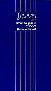 1987 Jeep Grand Wagoneer J