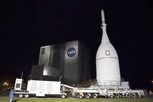 Nasa's historic Orion craft gets green light for Friday ...