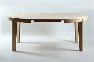 Table A Rallonge Pas Cher : table de sejour ronde avec rallonge table salle a manger ovale bois maison boncolac ~ Teatrodelosmanantiales.com Idées de Décoration