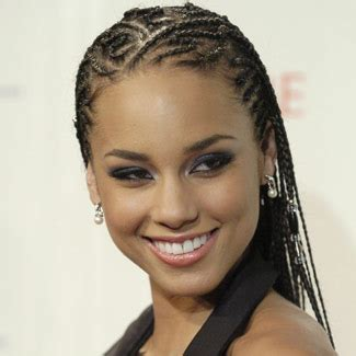 latest celebrity hairstyle pictures alicia keys afro