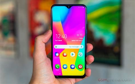 samsung galaxy m10 and m20 in for review gsmarena com news