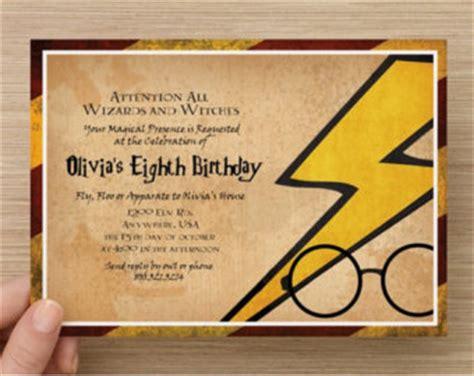 Free Printable Harry Potter Invitations Menshealtharts