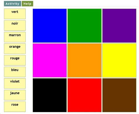 identify color exploring interactive websites bronwyn s review yr1group6c
