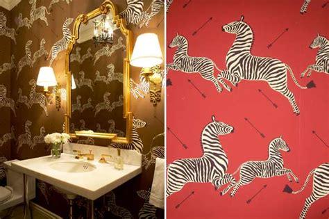 home decorating inspiration scalamandre zebras