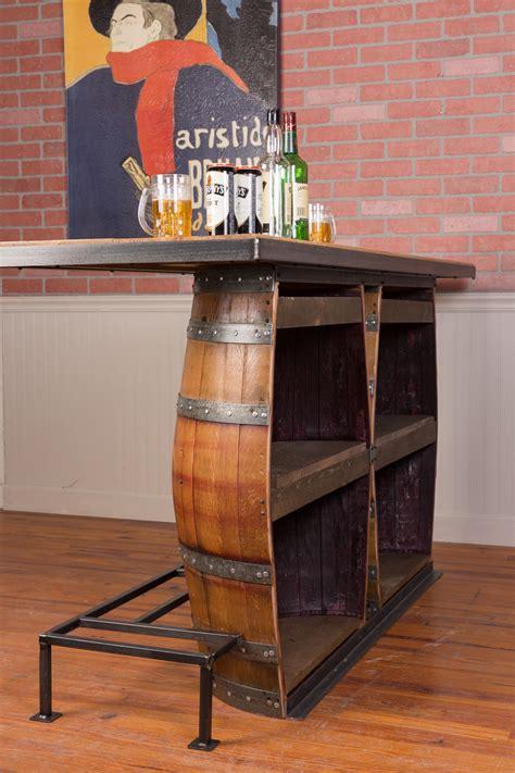 double wine barrel bar napa east