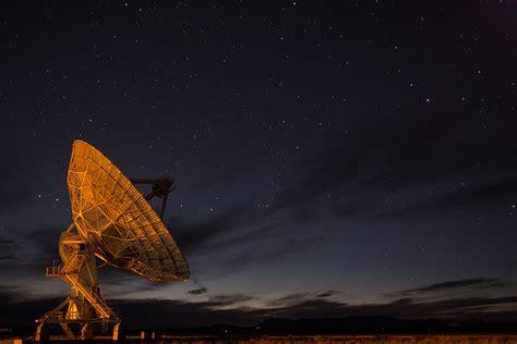 radio telescope  stars