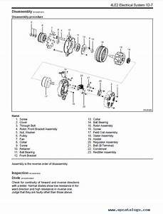 Isuzu Diesel Engine 4le2 Service Manual Pdf