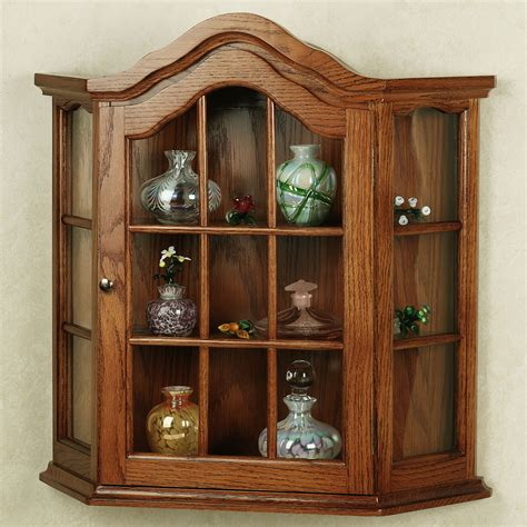 wall mounted china cabinet large wall mounted curio cabinets roselawnlutheran