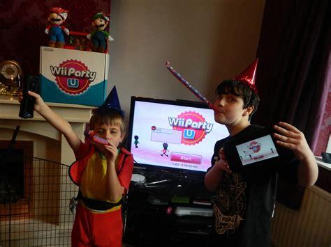 Nintendo Wii U Wii  Ee  Party Ee   U