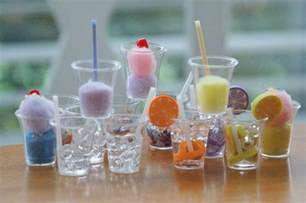 American Girl Doll Food and Drinks