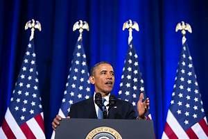 President Obama Discusses U.S. Intelligence Programs at ...