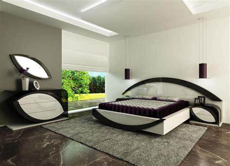 black leather platform bed contemporary bedroom furniture set furniture home decor