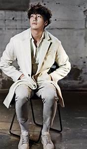 Foto Kim Young Kwang di Majalah Elle Korea September 2015 ...
