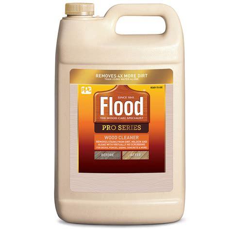 gal flood fld flood wood cleaner solvents